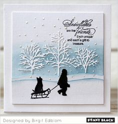 Let the flurries fly, wake up the woodland wonders, and get ready for WINTER ROMANCE! This week we share with you our newest release, full of stamps and dies perfect not just for holiday cards, but…