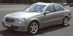 Mercedes classe E - W211 produzione dal 2002 al 2009