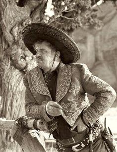 VIVA VILLA - Wallace Beery - MGM - Publicity Still.