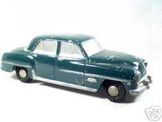 1952 Dodge Coronet 4 Door Sedan Banthrico