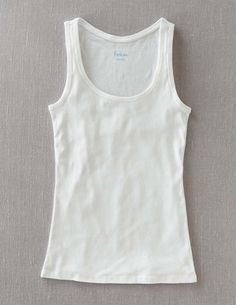 I've spotted this @BodenClothing Essential Vest White