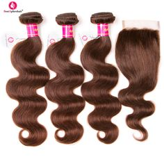H&F Straight Virgin Human Hair 4 Bundles Natural Black Bob Hairstyles, Straight Hairstyles, Mother's Day Promotion, Silky Hair, Remy Hair, Lace Frontal, Brazilian Hair, Dreads, Lace Wigs