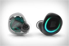I've been waiting for these to exist all my life. Wireless earphones with built in music player OR pair with phone for music AND taking calls AND waterproof AND noise isolation AND fitness tracker. So exciting.