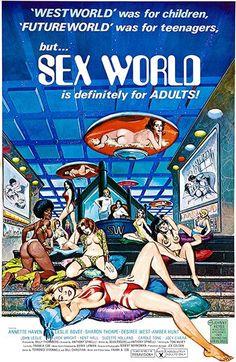 Cartel de Pelicula - Sex World - 1978 - Movie Poster