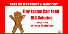 FREE #HolidayFood PowerPoint & handout from Nebraska Extension