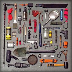 It's and we've created a brand new list of essential survival items for this year! The best bushcraft gear, survival tools, and prepping gear, all in this short list. Urban Survival, Survival Food, Wilderness Survival, Camping Survival, Outdoor Survival, Survival Knife, Survival Prepping, Survival Skills, Zombie Survival Gear