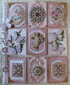 Pink Pleasure Pocket Letter for Yvonne - Scrapbook.com