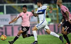 Inter empata con Palermo y pierde opción de alcanzar el liderato - El Inter empató 1-1 en su visita al Palermo, este sábado en la 9ª jornada del campeonato italiano, y perdió la oportunidad de alcanzar la primera ...