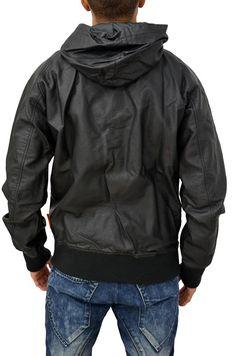 Gio Goi Leather Jacket July 2017
