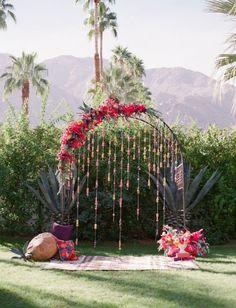 Wedding backdrop lights ceremony arch ideas for 2019 Wedding Ceremony Backdrop, Ceremony Arch, Wedding Backdrops, Arch Wedding, Wedding Ideas, Wedding Church, Wedding Scene, Table Wedding, Indoor Wedding