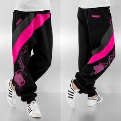 Dangerous DNGRS joggingbroek zwart