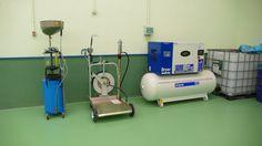 Toda la maquinaria de este taller es de nuestra empresa RSF, visitenos.