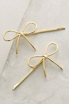 Miss Ellie Bow Bobby Pin Set