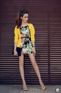 dress: Antix    http://fashioncoolture.com.br/