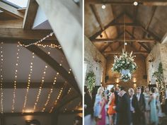 David-McClelland-Holly-and-Christian-107 - Read more on One Fab Day: http://onefabday.com/english-country-garden-barn-wedding/