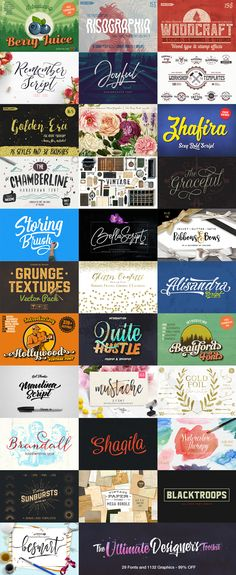 The Ultimate Designer's Toolkit contains a huge collection of design resources…