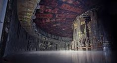 Risultati immagini per Hauntingly abandoned places world
