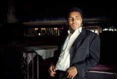 Muhammad Ali by Danny Lyon, Miami, 1970