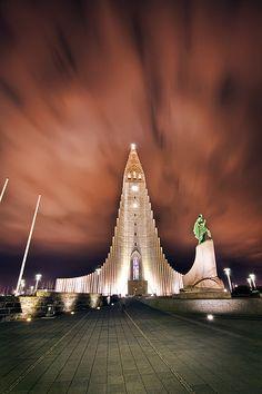 Hallgrmskirkja #Reykjavik Iceland