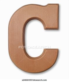 Personalised Chocolate Letter With Hearts  Chocolate letters and