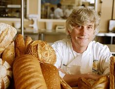 'Michel Suas, founder of the San Francisco Baking Institute in South San Francisco, California', Craig Lee