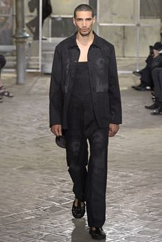 LOOK   2016 SS PARIS MEN'S COLLECTION   GIVENCHY BY RICCARDO TISCI   COLLECTION   WWD JAPAN.COM
