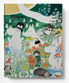 Moomin: Dangerous Journey (Blank Sketch Book) by Created by Flame Tree Studio Flame Tree, Tree Sketches, Blank Book, Every Day Book, Roald Dahl, Moomin, Best Selling Books, Foil Stamping, Kids Rugs