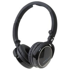 Precision Full Size Headphones with Smartphone Microphone at MCM Electronics