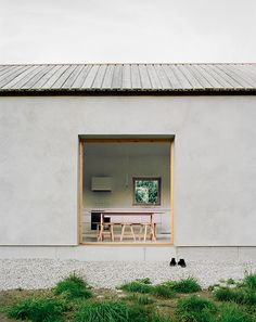 ETAT Arkitekter - Family house, Gotland 2016. Photos © Rasmus Norlander.