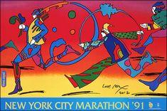 New York City Marathon '91