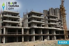 Gaursons group is well known for its time delivery of flats at affordable price, the company offers 2 bhk flats in yamuna expressway which is surrounded well with ample of green cover. For more details please visit:http://www.gaursonsindia.com/township-projects/gaur-yamuna-city.php