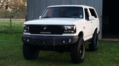My 95 Bronco Redo so far