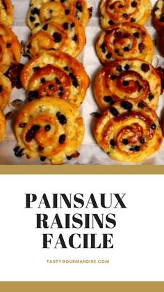Pain Aux Raisins, Baked Doughnuts, Cake Factory, Macaron Recipe, Sweet Pastries, Sweet Bread, Baked Goods, Brunch, Cake Decorating