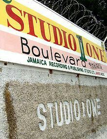 Reggae Studio One
