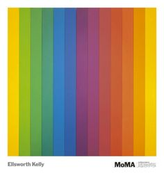 Spectrum IV Print by Ellsworth Kelly at AllPosters.com