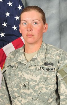Army SGT. Donna R. Johnson, 29, of Raeford, North Carolina. Died October 1, 2012, serving during Operation Enduring Freedom. Assigned to 514th Military Police Company, 60th Troop Command, North Carolina National Guard, Winterville, North Carolina. Died in Khost, Khost Province, Afghanistan, of injuries suffered when an insurgent detonated a suicide vest while they were on dismounted patrol.