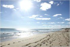 Perth, Australia beach. Looks a lot like Huntington. :-D