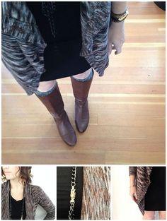 Kendra Pearce - Stylebunnie - December 15, 2013