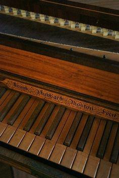Harpsichord Keys