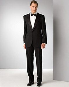 Hugo Boss - new tux