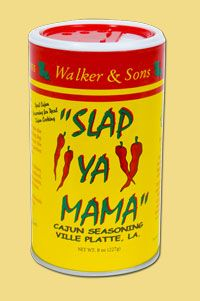 "'Slap Ya Mama"" Cajun Seasoning - Original"