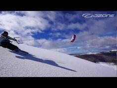 Ozone Access, Frenzy & Summit De-power Foil Kites