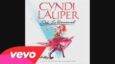 This is absolutely haunting!  Cyndi Lauper - Time After Time (2013 NERVO Back in time remix)
