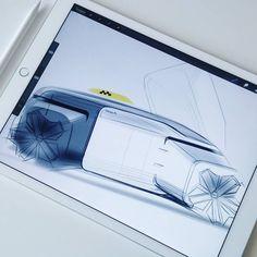 Car Design Sketch, Car Sketch, Design Cars, Auto Design, Bmw Concept, Industrial Design Sketch, Small Cars, Transportation Design, Automotive Design