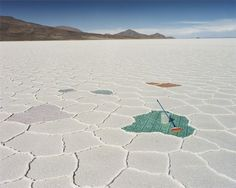 Scarlett Hooft Graafland Creates Surreal Installations Over The Beautiful Landscapes