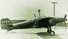 "Aichi, M6A, Seiran (Clear Sky Storm) Navy experimental 17-Shi Special.  The Aichi M6A Seiran (晴嵐,""Mountain Haze""[1]) was a submarine-launched attack floatplane designed for the Imperial Japanese Navy during World War II. It was intended to operate from I-400 class submarines whose original mission was to conduct aerial attacks against the United States."