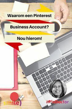 Waarom een Pinterest business account? Nou hierom! Blog door Suzanne Wartenbergh