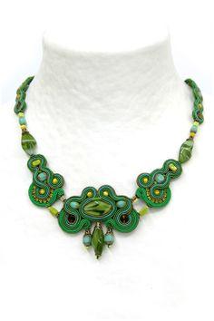 necklaces : Forest by Dori Csengeri