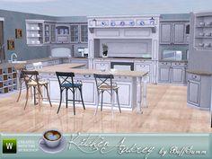 BuffSumm's Kitchen Audrey