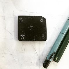 Intro to lithography. First workshop of the MA Multidisciplinary Printmaking course. It was great. Tutor Phil Bowden was excellent. Drawing on a slab of limestone was a new discovery, a first of many more to come.  #printmaking #uwe #MAMDP